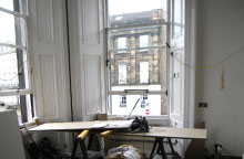 Edinburgh Refurbishment news image